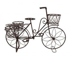 for bike lovers and flower lovers alike...