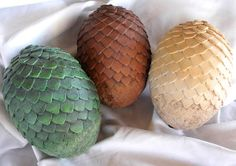 Dragon Eggs - Game of Thrones Crafts