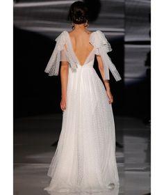 Todas as tendências do Barcelona Bridal Week Primavera 2018 - Portal iCasei Casamentos