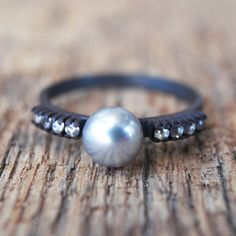 Hey, I found this really awesome Etsy listing at http://www.etsy.com/listing/161565896/white-sapphire-and-silver-freshwater