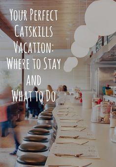 Looking for a low-key weekend escape that's not as buttoned up as the Hamptons? Here's our favorite Catskills spots to eat, sleep, and drink. Couple Sleeping, Packing List For Vacation, Sit Back And Relax, Road Trippin, Your Perfect, What To Pack, Low Key, The Hamptons, Travel Tips