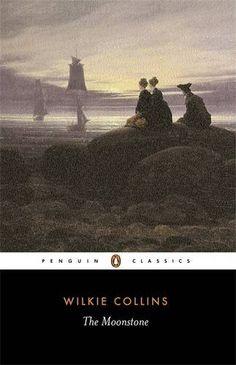 The Moonstone (Penguin Classics) by Wilkie Collins http://smile.amazon.com/dp/0140434089/ref=cm_sw_r_pi_dp_p5-Kwb1JJCZ5N