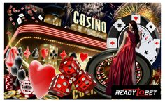 By pursuing online sports and casino games betting at READYtoBET, people can have great fun and enjoyment. READYtoBET provides bettors an exceptional betting experience.   #Betting  #BettingBonus #NoDepositBetting #FreeBet #FavoriteCasinoGames #OnlineBettingCasino #CasinoGambling #OnlineCasinoGambling #LiveCasinoGambling #CasinoFun #CasinoEnjoy #OnlineCasinoGames #Poker #CasinoGames #CasinoLife