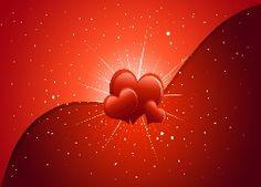 Serca, Walentynki