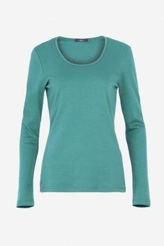#Farbberatung #Stilberatung #Farbenreich mit www.farben-reich.com Lana X-Shirt Anna 1/1 , polaris