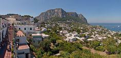 Descubre una perla del Mediterráneo, #Capri. http://www.guias.travel/blog/descubre-una-perla-del-mediterraneo-capri/ #turismo #Italia