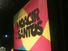 Festival Moacir Santos de 06 a 09 de agosto no CCBB - Rio de Janeiro.