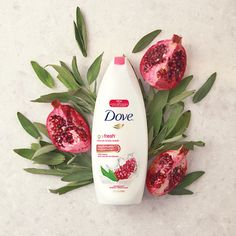 Dove Revive body wash awakens your mind and softens your skin. Indulge in the rich lather and invigorating scent of pomegranate and lemon verbena.