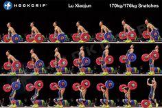 Lu Xiaojun snatch