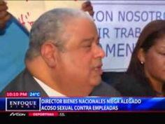 Director de bienes nacionales niega alegado acoso sexual contra empleadas