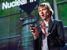 Taylor Wilson: My radical plan for small nuclear fission reactors via TED