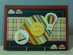 Card for Boys ♥