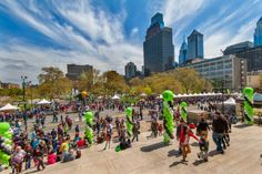 April 25-May 3 The Philadelphia Science Festival Returns With Nine Days Of More Than 100 Smart Events And 175 Partners - Philly Event Guide
