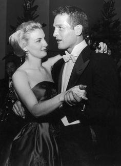 Joanne Woodward &  Paul Newman