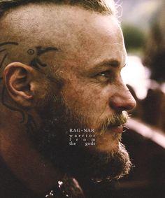 Ragnar [warrior from the gods] #Vikings