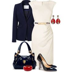 Business looks for women according to the current trends 2016 - it's a! about business - Kleidung Business Fashion, Business Mode, Business Attire, Office Fashion, Work Fashion, Business Casual, Business Professional, Fall Fashion, Fashion Ideas