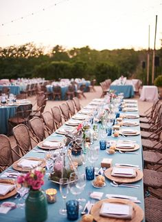 Geometric Vintage Turquoise Wedding - Inspired By This