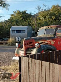 Shady Dell Vintage Trailer Resort Vintage Trailer. sounds so fun!!