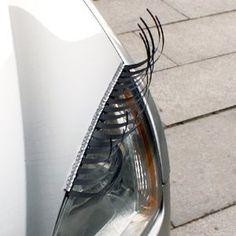 Car Lashes   http://www.facebook.com/SuziHomefaker?ref=tn_tnmn