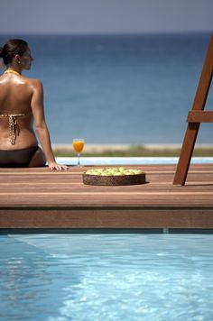 Beach front Grand Suites Five Star, Private Pool, Rhode Island, Hotels And Resorts, Bikinis, Swimwear, Rooms, Beach, Bathing Suits