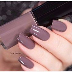Image about pink in Nails / Nail Polish / Vernis / Manicure by Mouna DramaQueen Cute Acrylic Nails, Gel Nail Art, Gel Manicure, Cute Nails, My Nails, Hair And Nails, Manicures, Shellac Nails Fall, Gel Nail Polish Colors