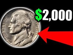 Go to the bank and search for these rare 1977 nickels worth money. We look at valuable error nickel coins to look for in your pocket change and other rare Je. Rare Coins Worth Money, Valuable Coins, Ancient Egyptian Art, Ancient Aliens, Ancient Greece, Ancient History, Old Coins Value, Coin Dealers, Coin Shop