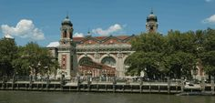 Ellis Island ... would like to have spent more time here