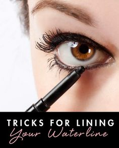 The Beauty Guide: How To Line Your Waterline