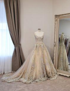 Paolo Sebastian Haute Couture Showroom.