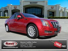#Pre-owned #2012 #CADILLAC #CTS 4dr Sdn 3.0L #RWD #ForSale | #Dallas, #Plano, #Garland #TX $28,981