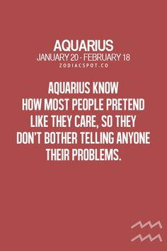 ZodiacSpot - Your all-in-one source for Astrology Astrology Aquarius, Aquarius Traits, Aquarius Love, Aquarius Quotes, Aquarius Woman, Age Of Aquarius, Zodiac Signs Aquarius, My Zodiac Sign, Zodiac Quotes