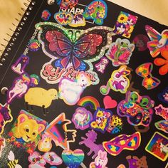Stickers and Notebooks-the must haves!
