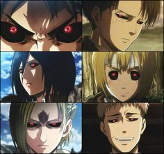 Tokyo Ghoul / Attack on Titan crossover ~ HOLY HELL, YES