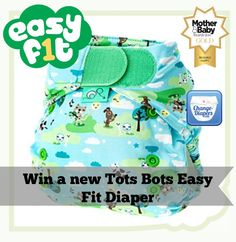 @TotsBots Easy Fit v4 Bamboo Minky #clothdiapers #giveaway via @Chang Emily-Diapers.com (4/22) U.S. & Canada