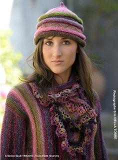 Beautiful Noro yarn
