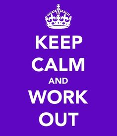 Work Out.