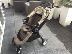 Predám športový kočík city mini baby jogger - 1