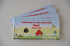 Etiquetas para lembrancinha – Angry Birds  :: flavoli.net - Papelaria Personalizada :: Contato: (21) 98-836-0113 vendas@flavoli.net Festa Angry Birds, 98, Books, Personalized Stationery, Craft, Libros, Book, Book Illustrations, Libri