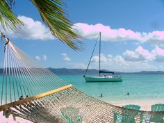 A great sail to a quaint island with lots of beach bars and souvenir shacks. Enjoy a swim in beautiful turquoise water or relax in a hammock under a palm tree