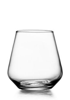 Fitz and Floyd Sarah Stemless Wine Glasses, Set of 4