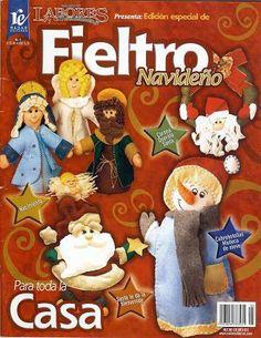 Especial de Fieltro Navideño - Velia Navidad - Álbumes web de Picasa