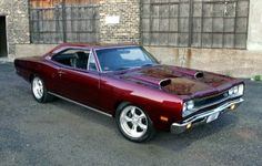 The Dodge Coronet an under appreciated muscle car.
