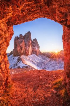 A window to the Heaven - After walking 40 minutes to reach this place the panorama was absolutely stunning. I've to walk on a little path to reach this place but the result is awesome. Don't you think? I hope you can enjoy this view like I did as well. Photos Of The Week, Amazing Nature, Landscape Photography, Travel Photography, Monument Valley, Sunrise, Heaven, Places, Beautiful