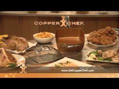 COPPER  CHEF 30 min - YouTube