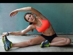 No Back Pain Core Workout, HIIT & CrossFit Inspired, Strength Training B...