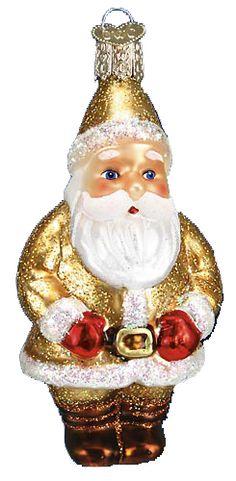 Maple Sugar Santa