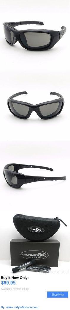 Unisex accessories: Wiley X Ccgra01 Gravity Matte Black Grey New Authentic Sunglasses BUY IT NOW ONLY: $69.95 #ustylefashionUnisexaccessories OR #ustylefashion