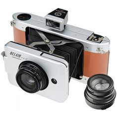 Lomography Belair X 6-12 Jetsetter Medium Format Camera