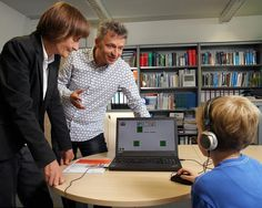 Kinder-News: Neues Computerprogramm hilft bei Lese-Rechtschreib...