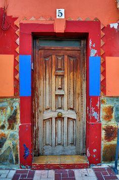 """a """"simple"""" door"""
